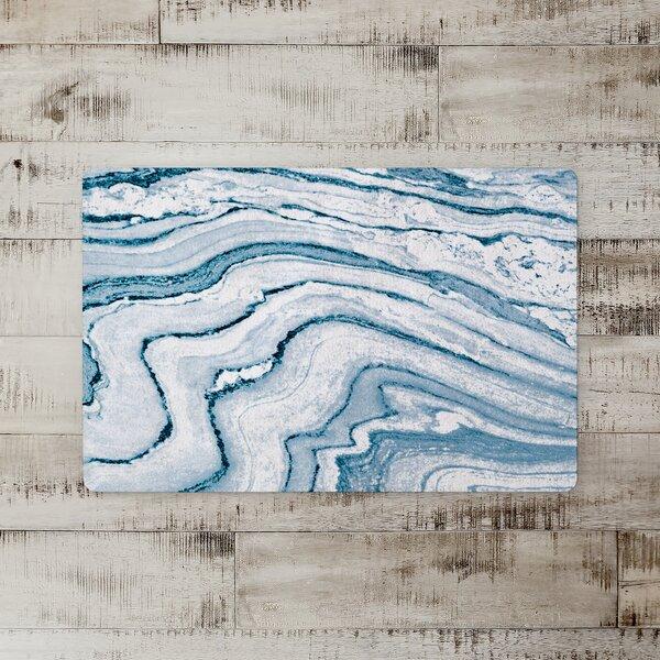 Massillon Marble Kitchen Mat