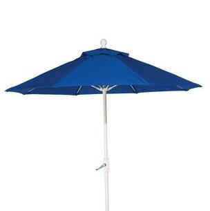Fiberglass Market Umbrella by Woodard Woodard