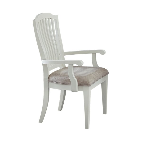 Fairfax Upholstered Dining Chair (Set of 2) by Ophelia & Co.