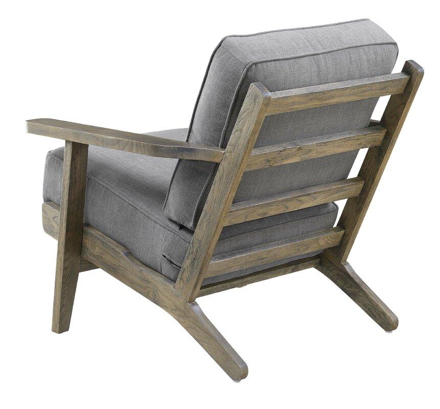 Attractive Lora Accent Armchair