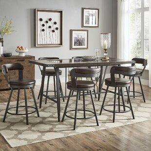 7 Piece Dining Room Sets- Modern & Contemporary Designs   ALLModern