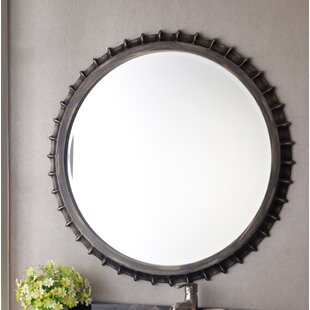 Egerton Wall Accent Mirror By Longshore Tides
