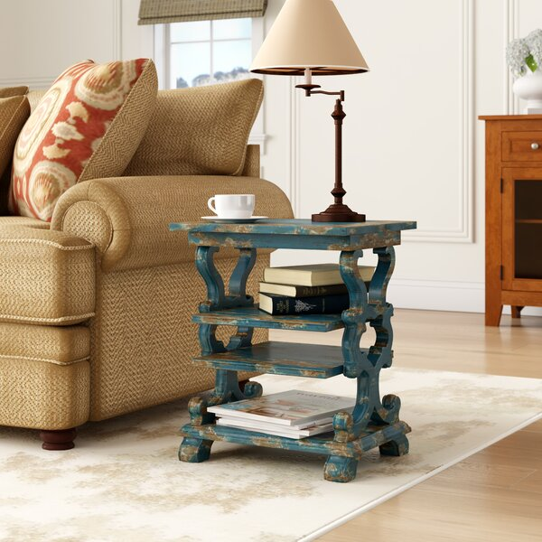 Sanctuary End Table By Hooker Furniture