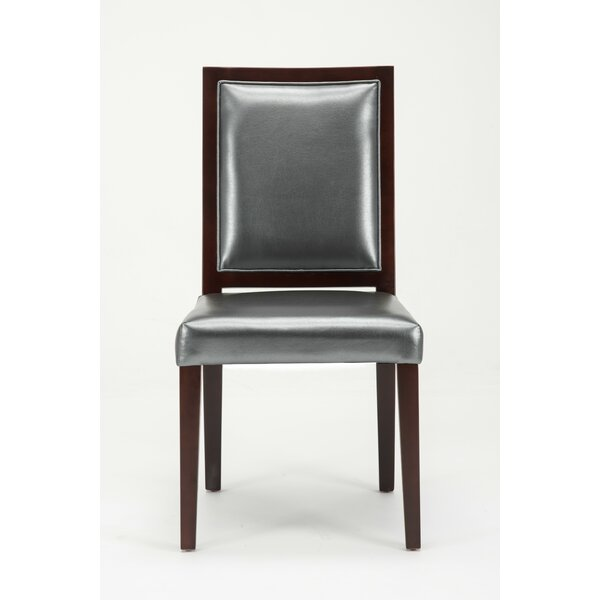 Olson Upholstered Dining Chair (Set of 2) by Rosdorf Park