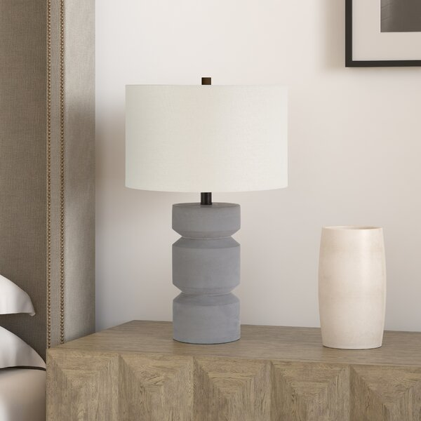 Esai 24 Table Lamp by Wrought Studio