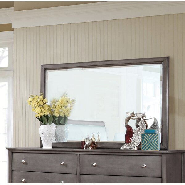 Tanya Rectangular Dresser Mirror by Gracie Oaks