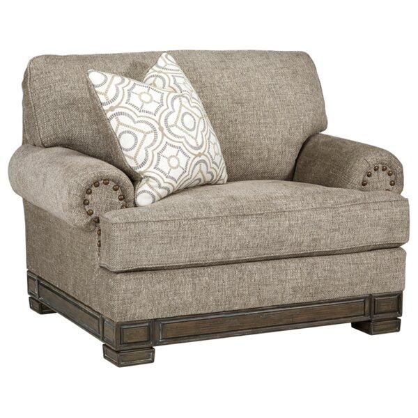 Hurtt Armchair by Gracie Oaks