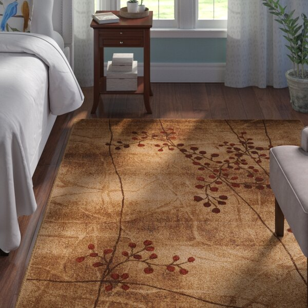 Smithtown Latte Area Rug By Andover Mills.