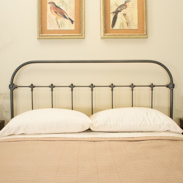 Hartford Slat Headboard by Benicia Foundry and Iron Works