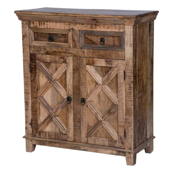 Troyer 2 Door Accent Cabinet by Millwood Pines