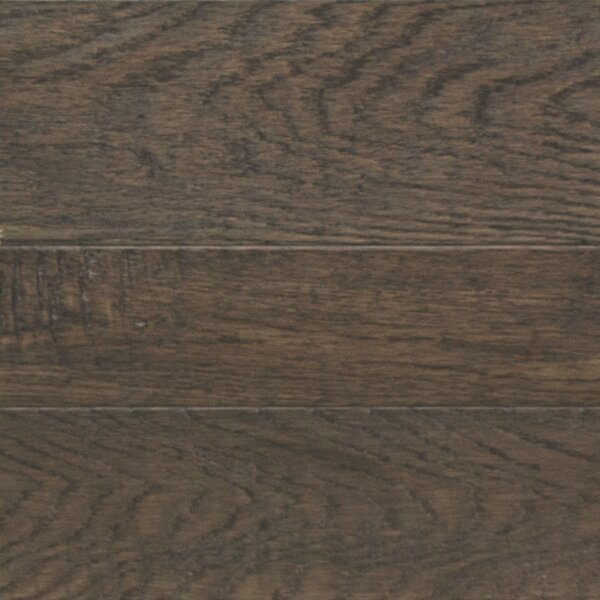 7 Engineered Oak Hardwood Flooring in Brown Wood by Somerset Floors