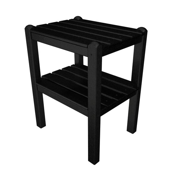 12 Shelf Side Table by POLYWOOD®