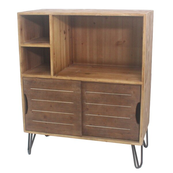 Wooden Accent Cabinet by Teton Home