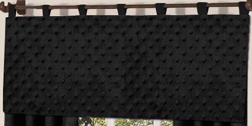 Minky Dot 54 Curtain Valance by Sweet Jojo Designs