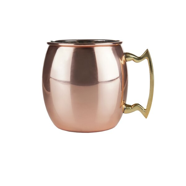 Admiral Copper 16 Oz. Moscow Mule Mug by Viski