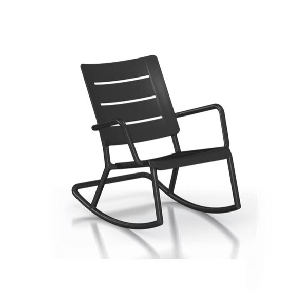Alfortville Rocking Chair by Wrought Studio
