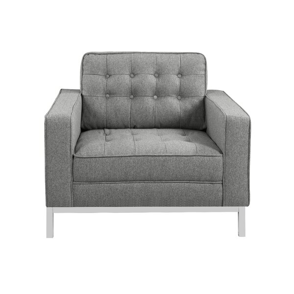 Draper Armchair by Chic Home