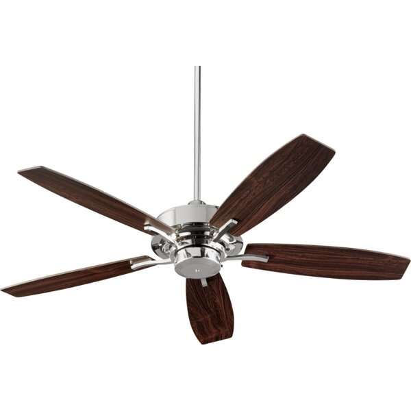 52 Caffrey 5 Blade Ceiling Fan by Wrought Studio