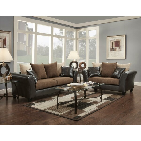 Check Out Our Selection Of New Balentine Loveseat by Winston Porter by Winston Porter