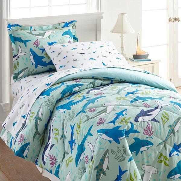 Shark Attack Cotton Comforter Set
