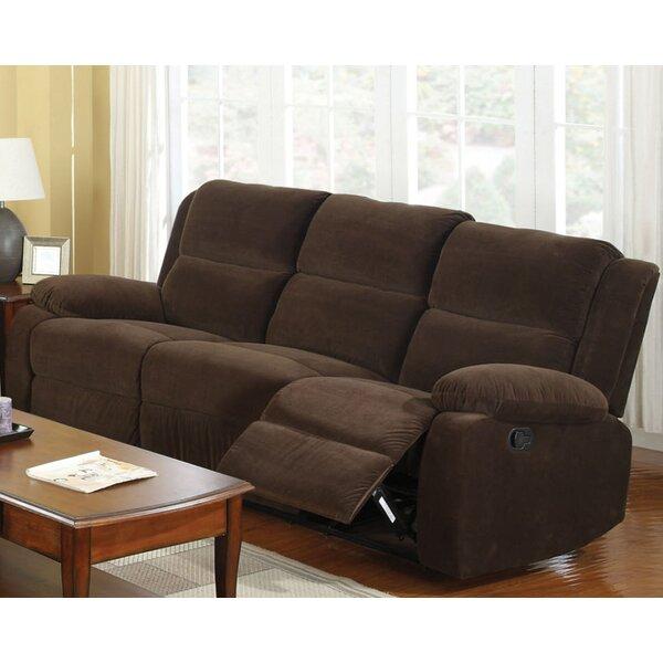 Review Hoosier Reclining Sofa