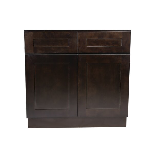 Brookings 34.5 x 48 Kitchen Base Cabinet by Design House