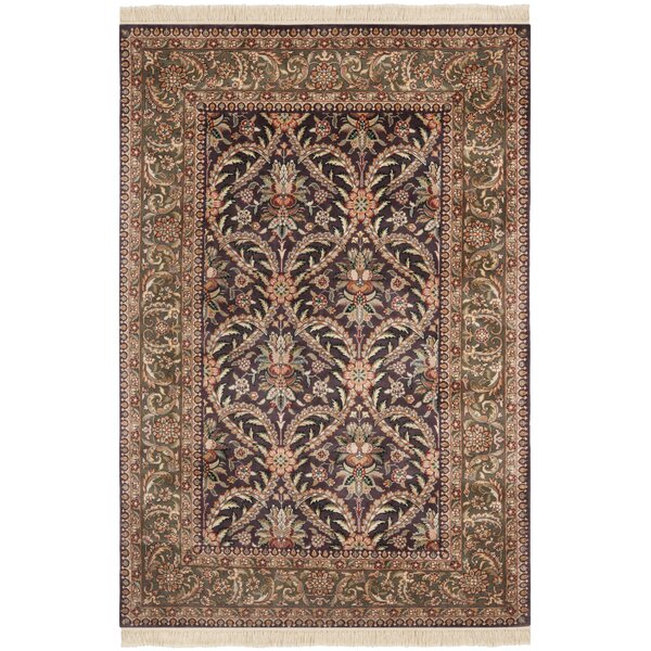 Royal Kerman Hand Knotted Area Rug by Safavieh