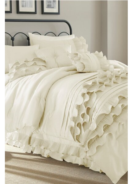 Embla 8 Piece Comforter Set by Willa Arlo Interiors