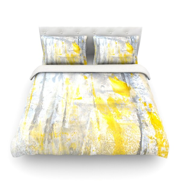 Madison Featherweight Duvet Cover by Langley Street