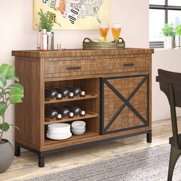 Laguna 5 Drawers Buffet By Trent Austin Design
