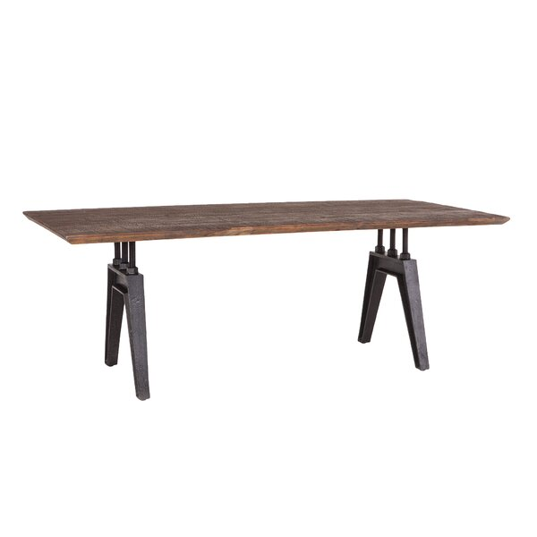 Naquin Rectangle Dining Table by 17 Stories