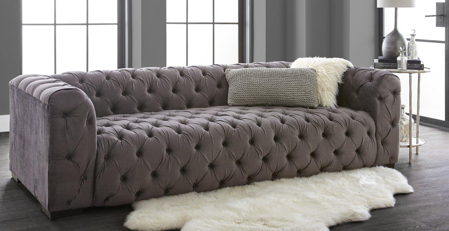Chesterfield Sofas kensington chesterfield sofa reviews joss