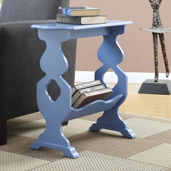 Williams Trestle End Table By Charlton Home