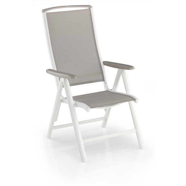 Cotner Folding Patio Dining Chair by Rosecliff Heights