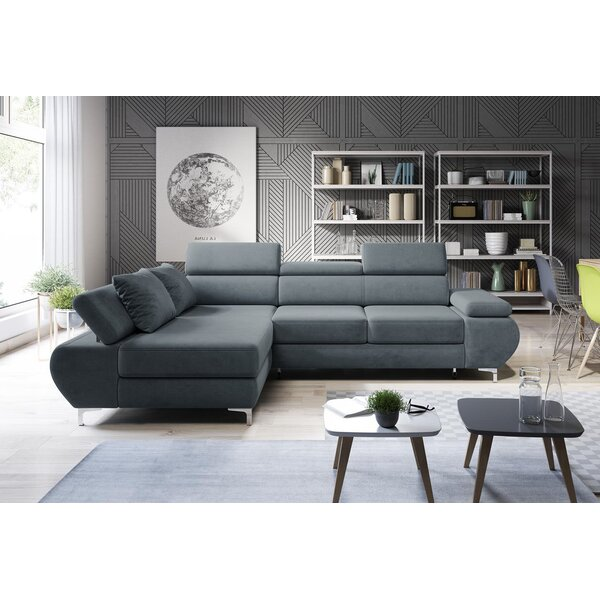 Pugsley Sleeper Sectional By Orren Ellis