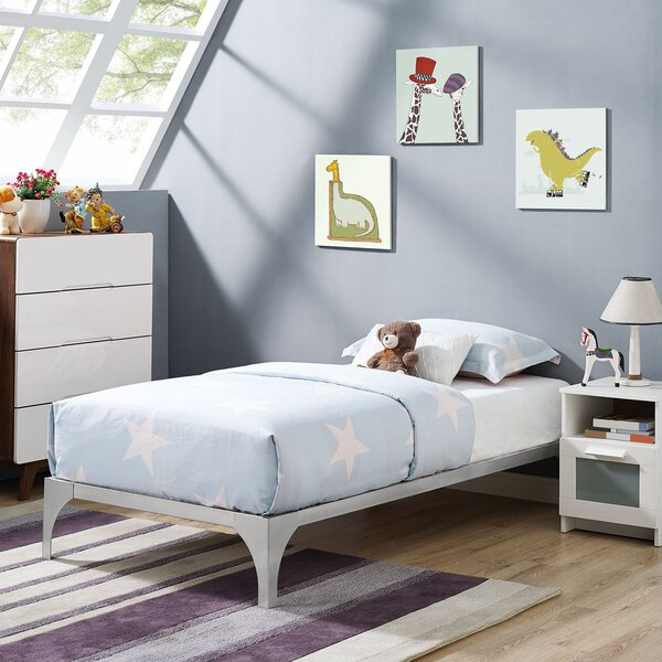 Abella Twin Bed Frame by Mack & Milo