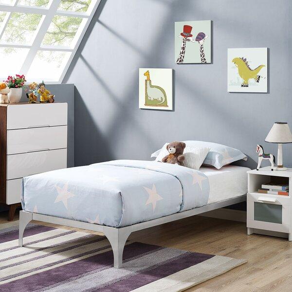 Abella Twin Bed Frame By Mack & Milo by Mack & Milo Fresh