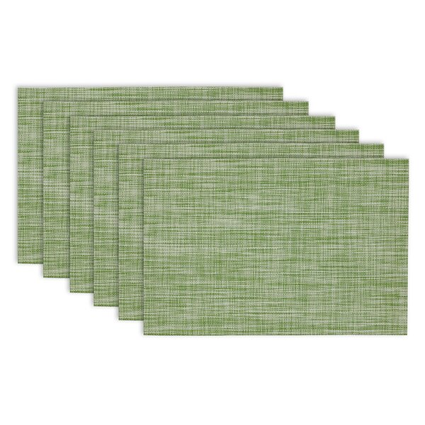 Millican Tweed Kitchen 18 Placemat (Set of 6) by August Grove
