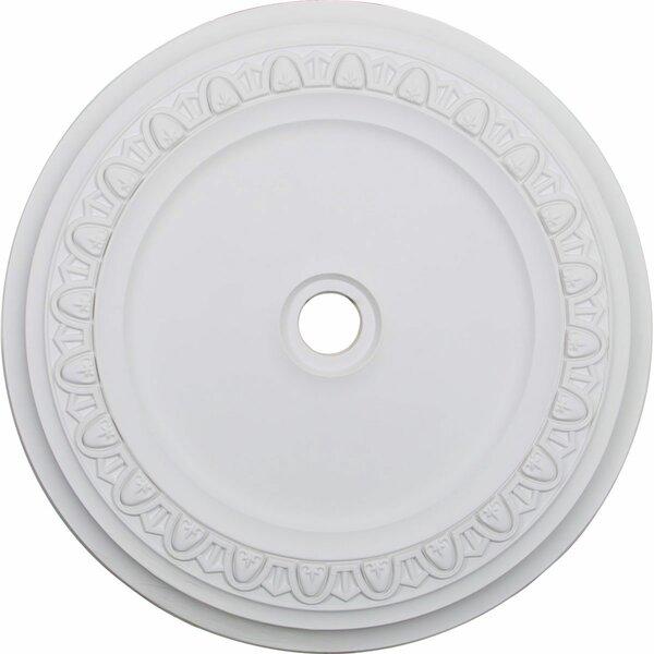 Caputo 41H x 41W x 2 3/8D Ceiling Medallion by Ekena Millwork