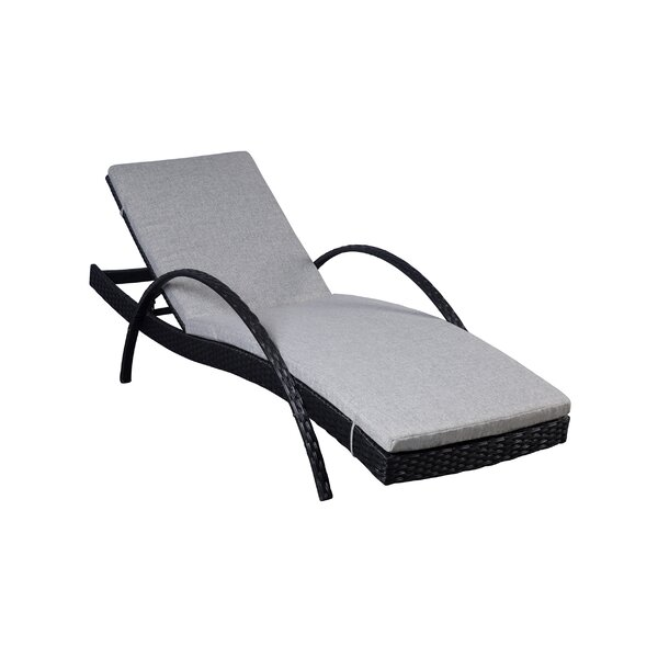 Cavin Chaise Lounge Set with Cushion (Set of 2) by Orren Ellis