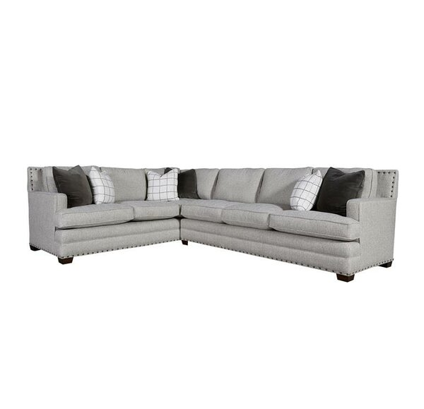 Ryans Reversible Sectional by Gracie Oaks