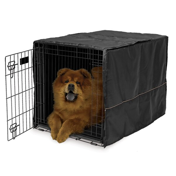 Hennings Quiet Time Dog Crate Cover By Tucker Murphy Pet.