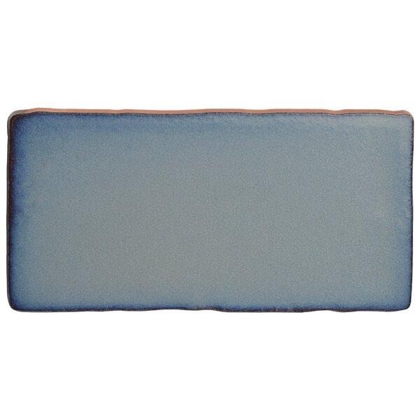 Antiqua 3 x 6 Ceramic Subway Tile in Special Griggio by EliteTile