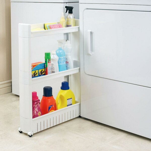 Rolling Storage Cart by Imperial Home