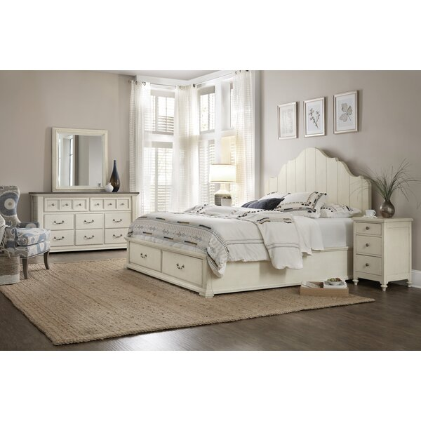 Sturbridge Storage Panel Configurable Bedroom Set by Hooker Furniture