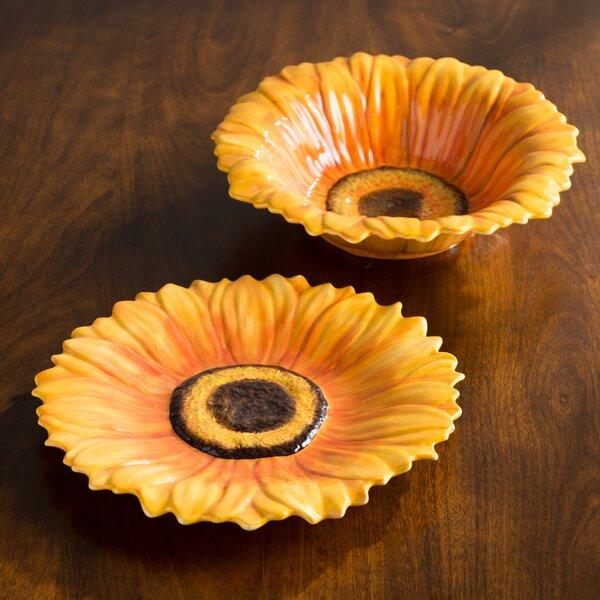 Lynchburg Yellow Platter by Three Posts