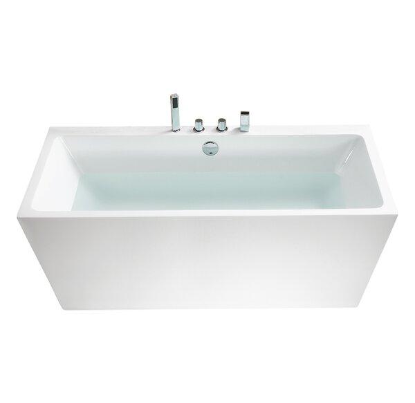 Signature Series 67 x 31.5 Soaking Bathtub by Belvedere Bath
