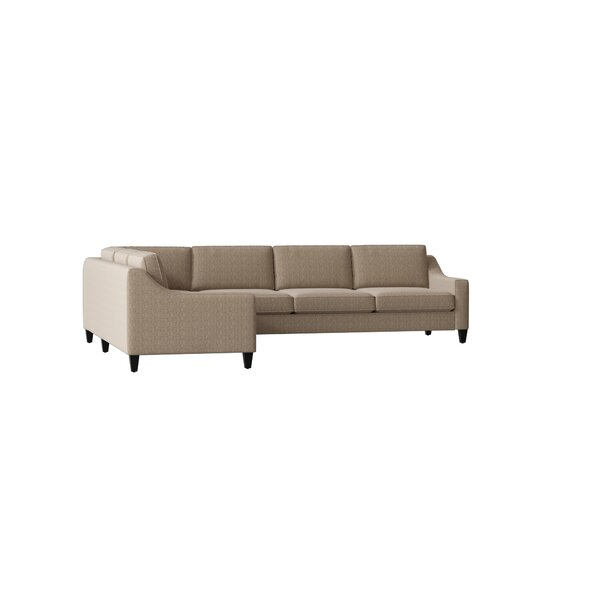 Jesper Sectional by Wayfair Custom Upholstery™