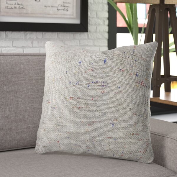 Lefler Luxury Throw Pillow by 17 Stories