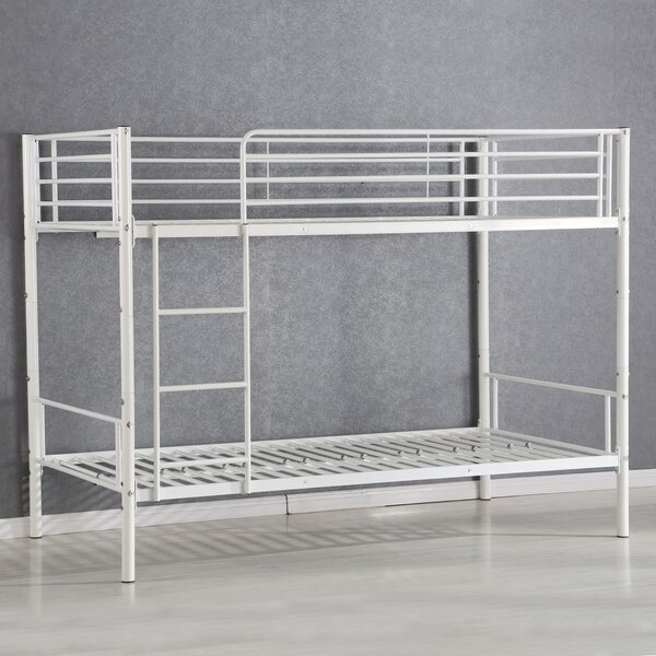 Elin Bunk Bed Frame Ladder by Harriet Bee